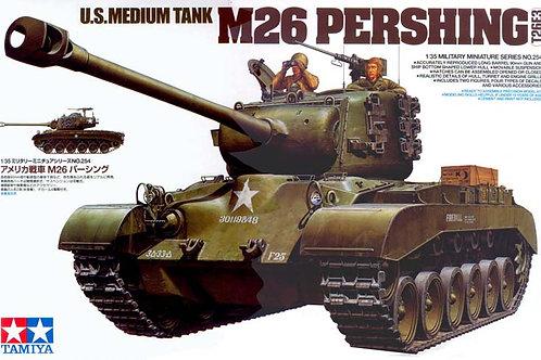 U.S. Medium Tank M26 Pershing (T26E3) - Tamiya 1:35 35254