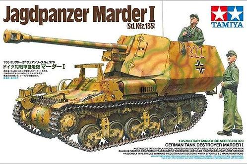 Немецкая САУ Мардер 1, Jagdpanzer Marder I Sd.Kfz.135 - Tamiya 1:35 35370