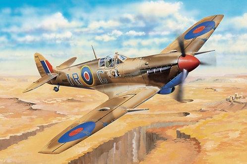 (под заказ) Спитфайр Spitfire Mk.VB Trop (тропики) - Hobby Boss 83206 1:32