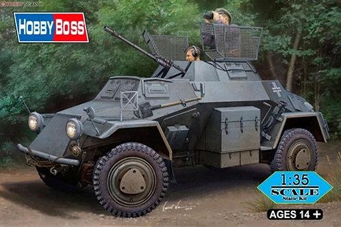 Немецкий броневик Sd.Kfz. 222 (первые серии) - Hobby Boss 1:35 83815
