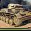 Thumbnail: (предзаказ) *КОМБО 1+1* Pz.II Ausf. F DAK Academy 1:35 13535 + ТРАВЛО