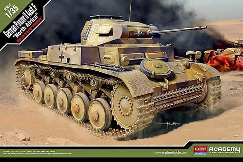 (предзаказ) Panzer II Ausf. F North Africa - Academy 1:35 13535