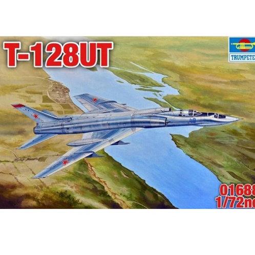 Советский самолет Ту-128УТ (Fiddler) - Trumpeter 01688 1/72