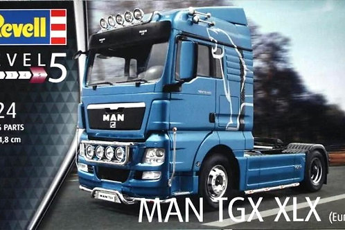 Седельный тягач MAN TGX XLX (Euro 5) - Revell 1:24 07426