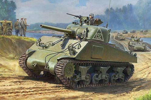 3702 Звезда 1/35 Танк Шерман M4A2 + три подарка