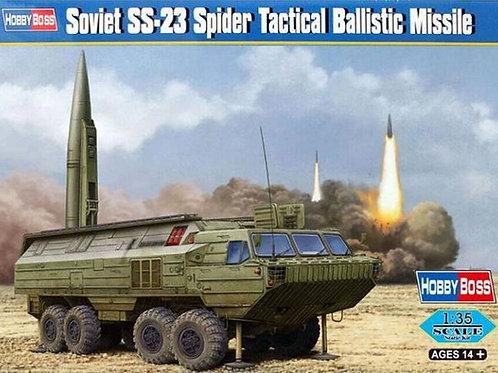 Пусковая установка Ока (SS-23 Spider) - Hobby Boss 85505 1/35
