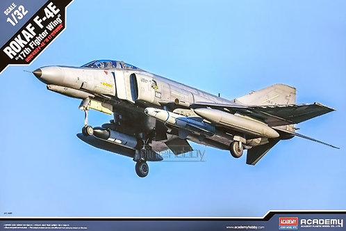 (под заказ) ROKAF F-4E 17th Fighter Wing - Academy 1:32 12132