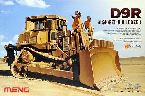 Армейский бронированный бульдозер D9R сборная модель - Meng SS-002 1/35