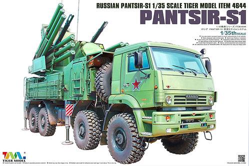 Российский ЗРПК Панцирь-С1 - Tiger Model 4644 1/35