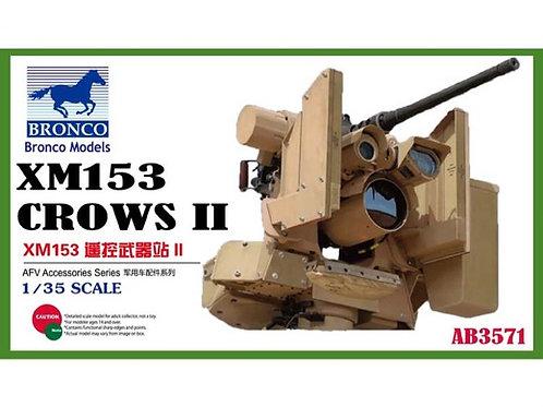 Боевой модуль XM153 CROWS II - Bronco 1:35 AB3571
