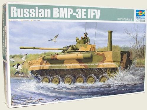 Российская боевая машина пехоты БМП-3 Э - Trumpeter 01530 1:35