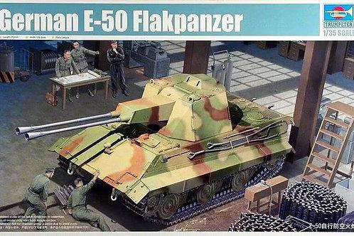 German E-50 Flakpanzer SPAAG - Trumpeter 1:35 01537