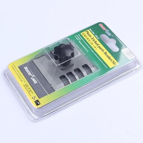 (под заказ) Гнулка для фототравления (S) маленькая 6*6 см - 09933 Master Tools