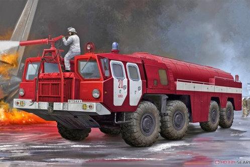 Аэродромная пожарная машина МАЗ-543 АА-60 - Trumpeter 01074 1/35