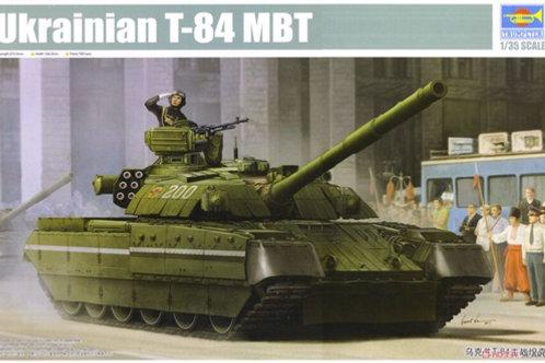 Украинский танк Т-84 - Trumpeter 09511 1/35