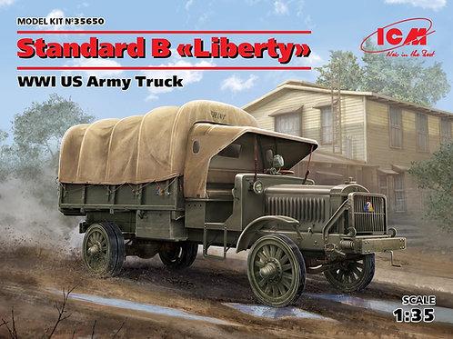 """WW I US Army Truck Standard B """"Liberty"""" Truck - ICM 1:35 35650"""