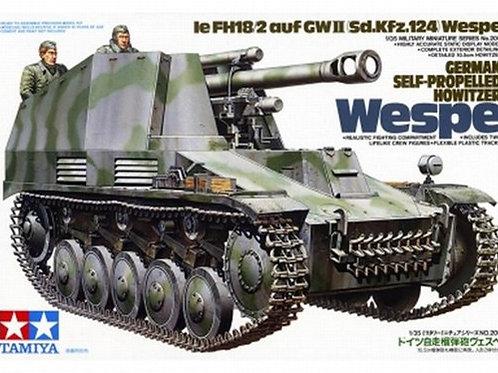 Немецкая самоходка Веспе Wespe - Tamiya 35200 1:35