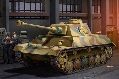 German Pz.Kpfw.III/IV auf Einheitsfahrgestell - Hobby Boss 1:35 80150