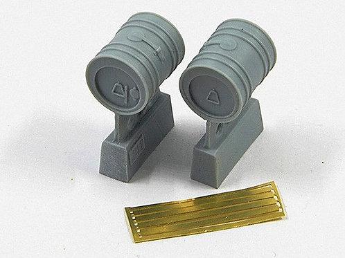 MINIARM 35142 Дымовые шашки БДШ-5 для Т-34, СУ, ИС-2М, Т-44М, Т-10 - b35142
