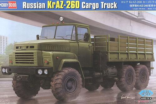 Советский грузовик КрАЗ-260 - Hobby Boss 1:35 85510