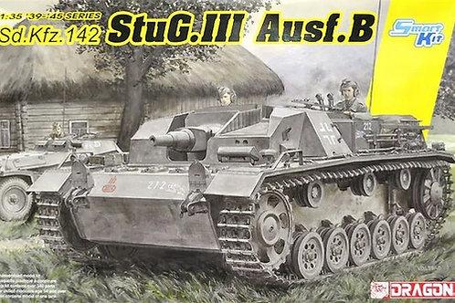 Немецкая самоходка StuG.III Ausf.B - Dragon 1:35 6919