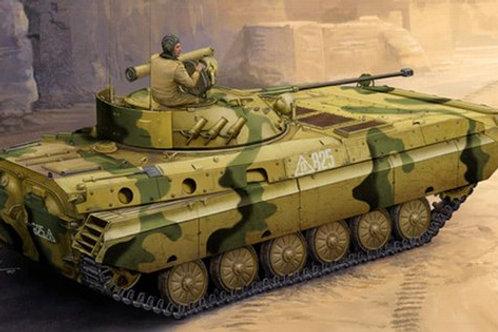 Советская боевая машина пехоты БМП-2Д (доработанная) - Trumpeter 05585 1:35