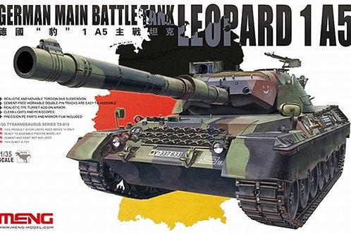 Немецкий танк Леопард Leopard 1А5 - MENG Model TS-015 1/35