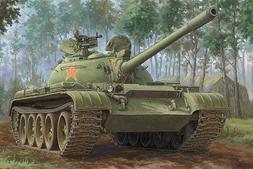 Китайский танк Тип 59-1 - Hobby Boss 1:35 84542