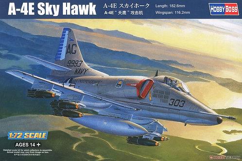 (под заказ) Самолет A-4E Skyhawk - Hobby Boss 1:72 87254
