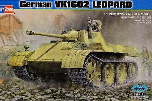 German VK1602 Leopard - Hobby Boss 1:35 82460