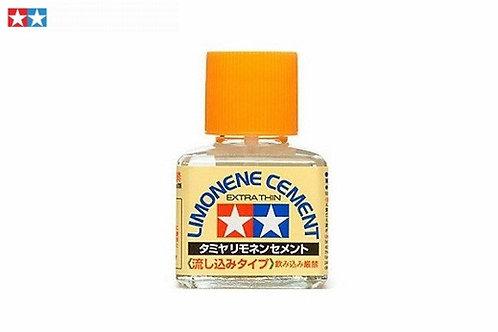 Клей сверхтекучий с запахом лимона 40 мл - Tamiya 87134