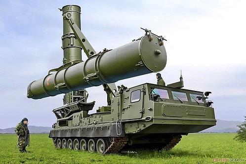 Trumpeter 1:35 09520 С-300В S-300V 9A84 Launcher/loader vehicle (LLV) 9M82 GIANT