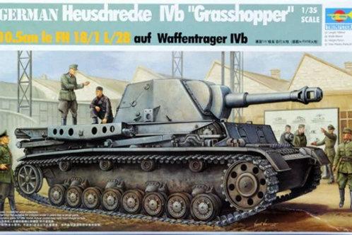 """Heuschrecke IVb """"Grasshopper"""" - Trumpeter 00373 1:35"""