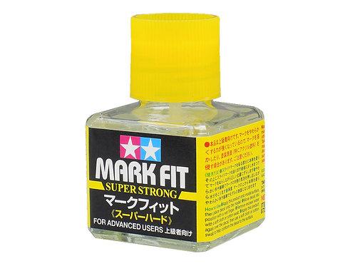 Tamiya 87205 Mark Fit Super Strong фиксатор декалей максимального действия 40 мл