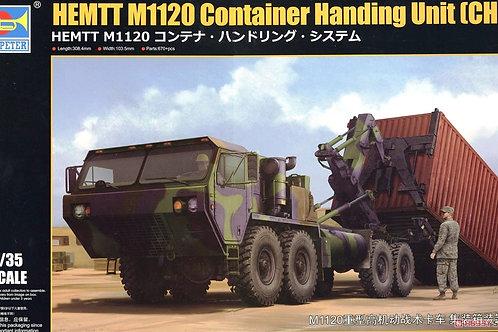 (под заказ) HEMTT M1120 Container Handling Unit (CHU) - Trumpeter 1:35 01064