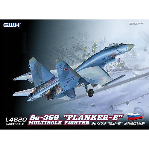 Российский истребитель Су-35С - Great Wall Hobby L4820 1:48