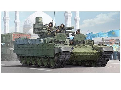 """БМПТ """"Терминатор"""" (Казахстанская армия) - Trumpeter 09506 1:35"""
