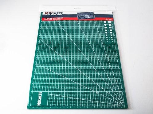 А3 - Коврик для резки 3-слойный, формат А3 a3 - 0026 MACHETE