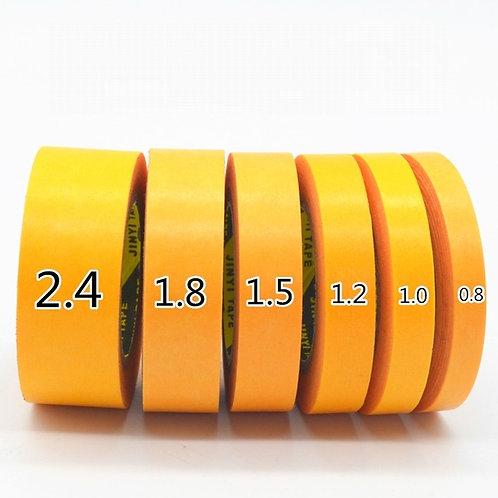 1,2 см Маскировочная лента скотч модельный, ширина 12 мм