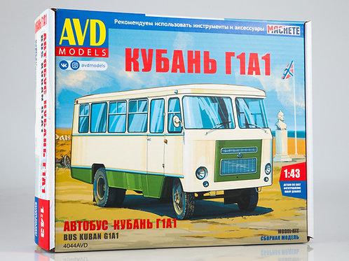 Сборная модель Автобус Кубань Г1А1 - AVD Models 4044AVD 1/43