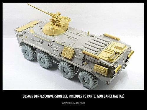 Конверсионный набор БТР-82А - MINIARM B35095 35095 1/35