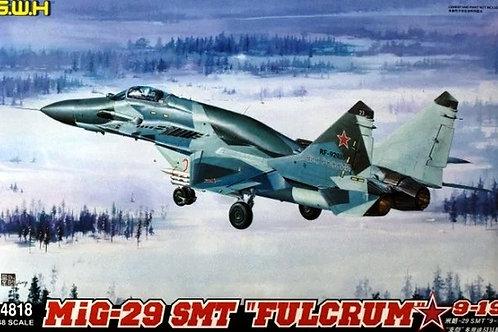 (под заказ) Самолет МиГ-29 СМТ - Great Wall Hobby GWH 1:48 L4818