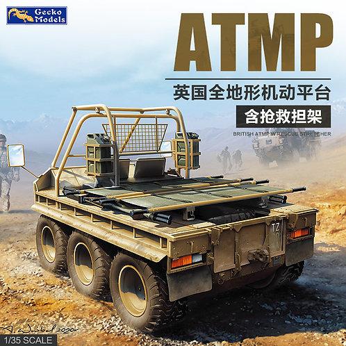 (под заказ) British ATMP w/Rescue Stretchers - Gecko Models 1:35 35GM0035