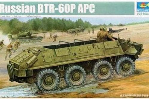 Советский бронетранспортер БТР-60П - Trumpeter 01542 1/35
