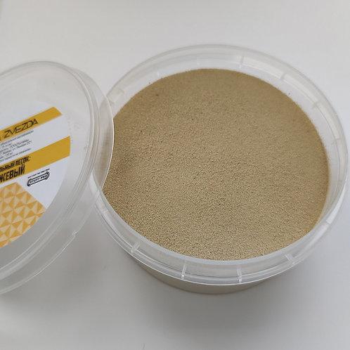 Звезда 1154 Модельный песок STUFF PRO (бежевый) пигмент для диорамы, 120 мл