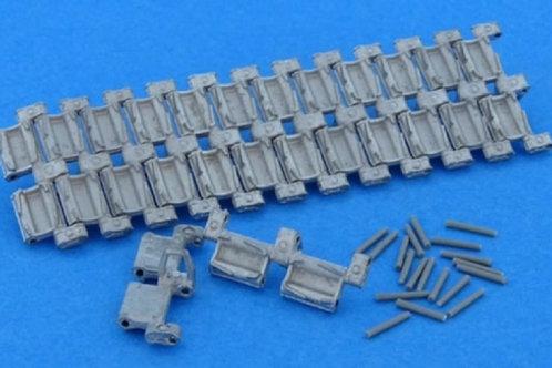 MTL-35085 MasterClub Траки металл БМПТ Терминатор, Т-90МС, Т-72Б3 Б4 Б3М, 1/35
