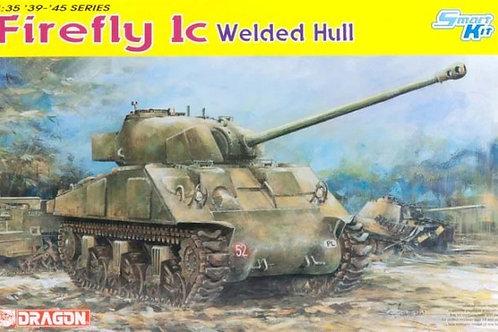 Шерман Светлячок, Firefly Ic Welded Hull - Dragon 1:35 6568