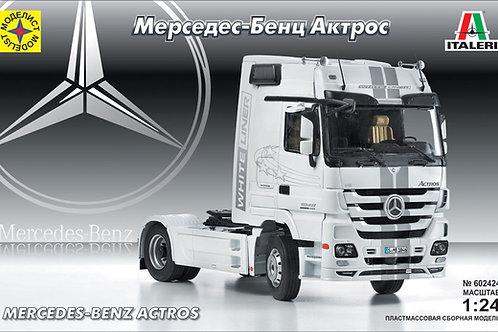 Автомобиль МЕРСЕДЕС-БЕНЦ Актрос - Моделист 602424 1/24
