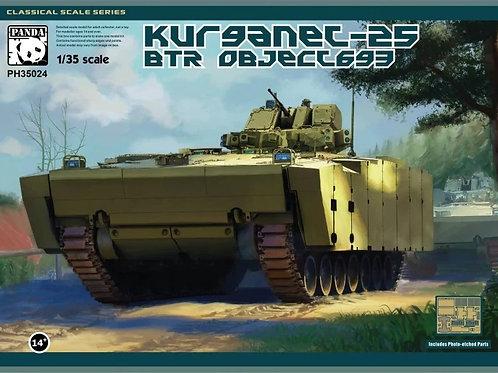 Российский современный БТР Объект 693, Курганец-25 - Panda PH35024 1:35