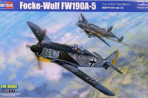 Focke Wulf FW 190A-5 - Hobby Boss 1:18 81802